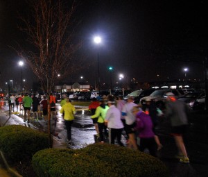 Mizuno Run at the Columbus Runing Company